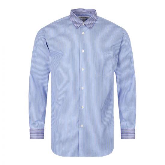 Comme des Garcons SHIRT Shirt CDGS20FYC 2 Blue
