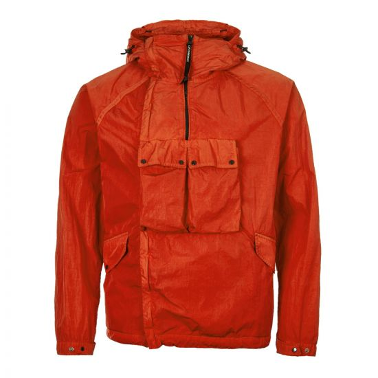 cp company goggle jacket CMOW078A 000004S 547 red