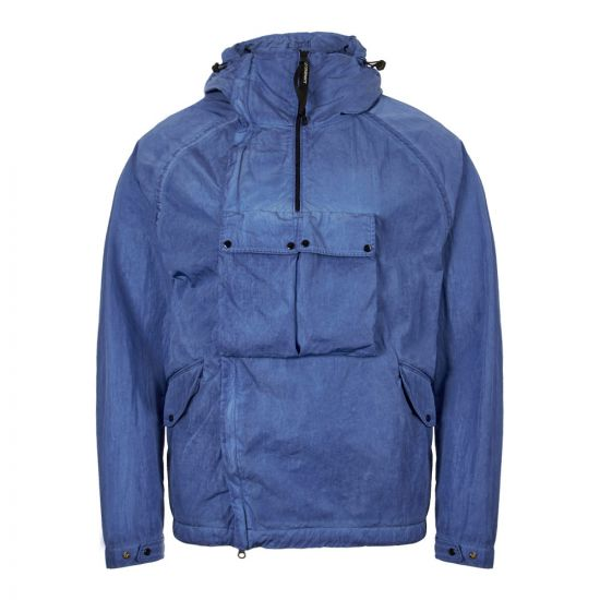 cp company goggle jacket  MOW078A 000004S 874 blue