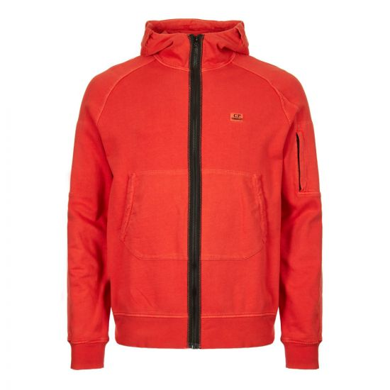 CP Company Hoodie CMSS233A|0054370|547 In Red