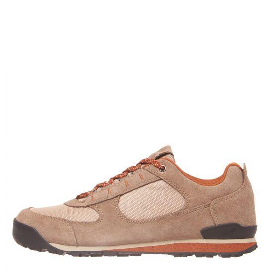 a2ead1c02d4 Jag Low Shoes - Taupe / Orange