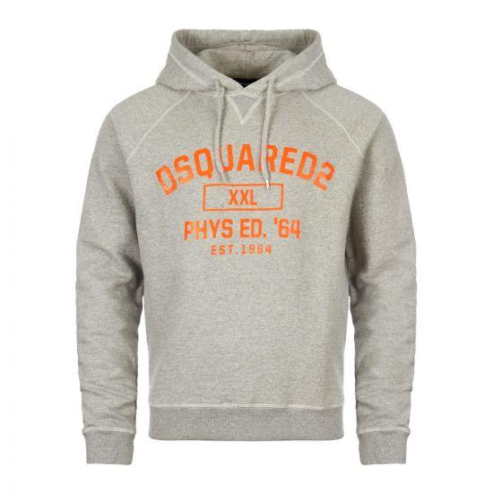 DSquared2 Hoodie S71GU0290 S25401 961 In Grey