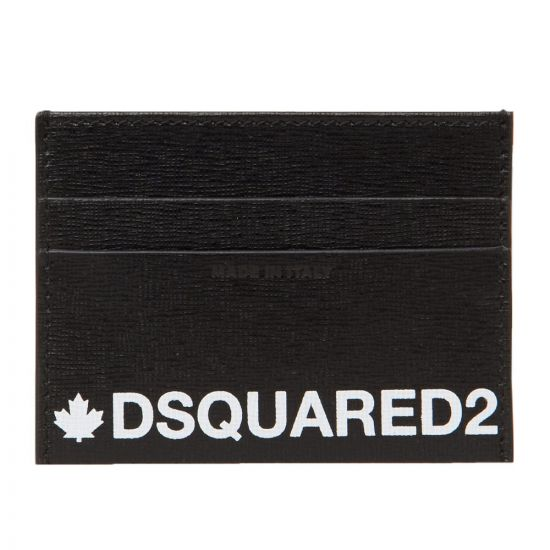 DSquared Card Holder CCM000101 501685 M063 Black