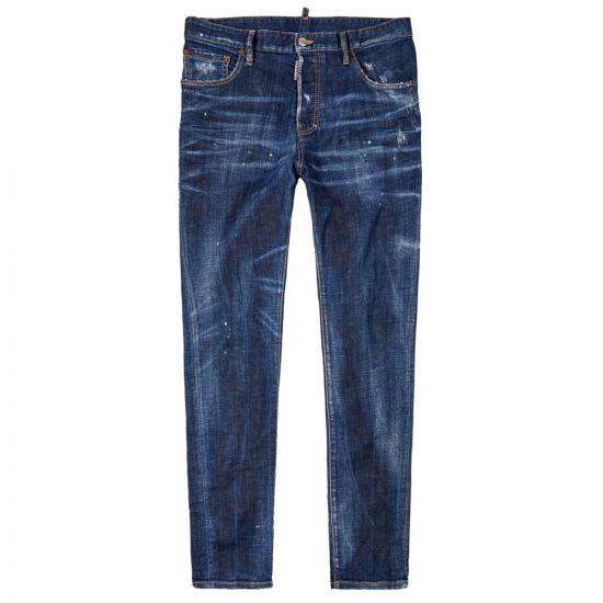DSquared2 Jeans | S71LB0663 S30342 470 Blue