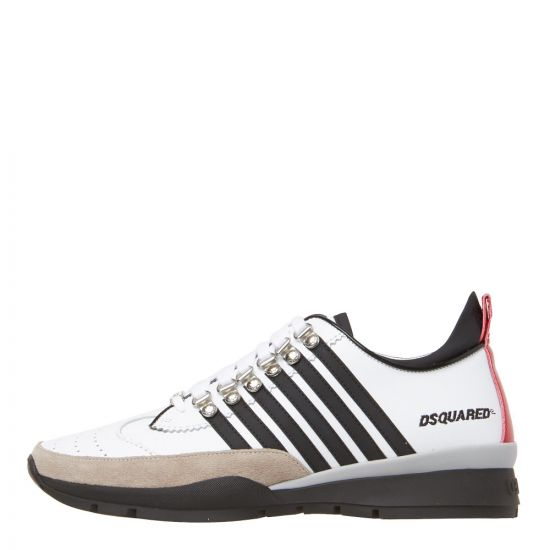 DSquared Sneakers 251 SNM01011 1570001 M072 White