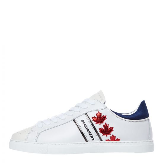 DSquared2 Trainers | SNM0035 06502259 M1747 White