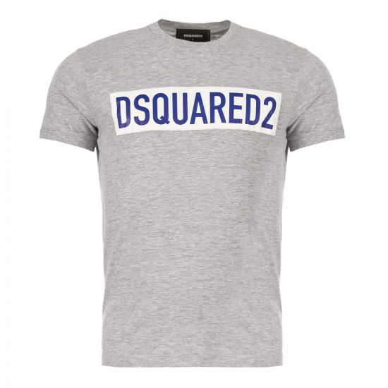 dsquared2 t-shirt S74GD0487 S22146 857M grey