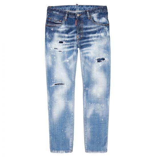 DSquared2 Jeans |  S71LB0638 S30342 470 Denim
