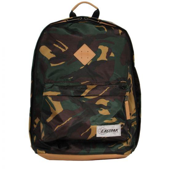 Eastpak Out of Office Backpack EK767-80L Camo