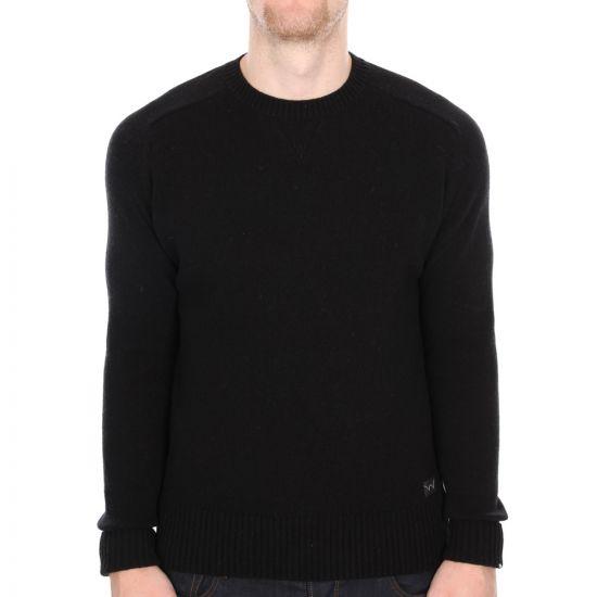edwin sweatshirt black i018203