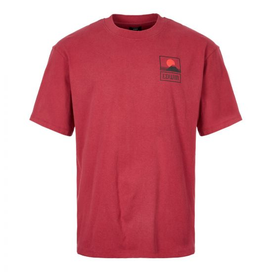 T-Shirt – Ruby Wine