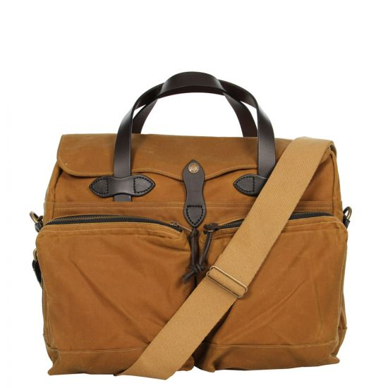 Filson 24 Hour Tin Briefcase 70140242135 Tan