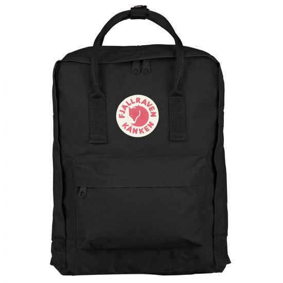 Fjallraven Kanken backpack 23510 550 black