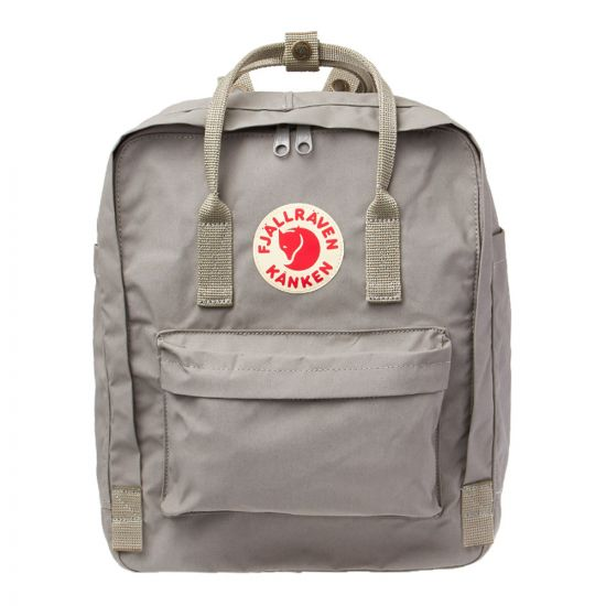 Fjallraven Kanken Bag | F23510 021/FOG Grey