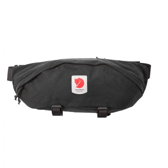 fjallraven bag hip ulvo F23166 550 black