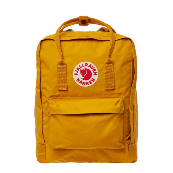 Fjallraven Kanken Backpack 23510|160 In Orche At Aphrodite1994