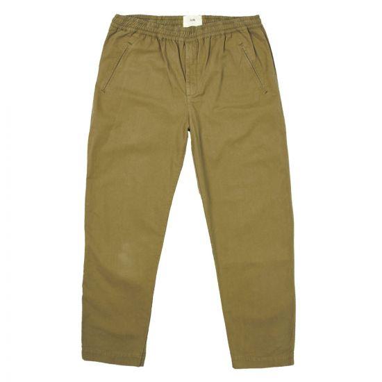 Folk Pants Assembly | FM5123W OLIVE Olive