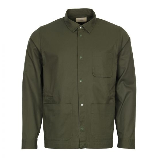 Folk Jacket Assembly | CI17W Military Green