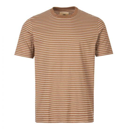 Folk T-Shirt | FP5222J OATMEAL Oatmeal / Ecru