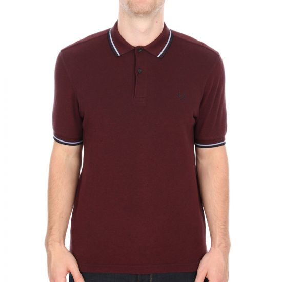 Fred Perry Polo Port Twin Tipped