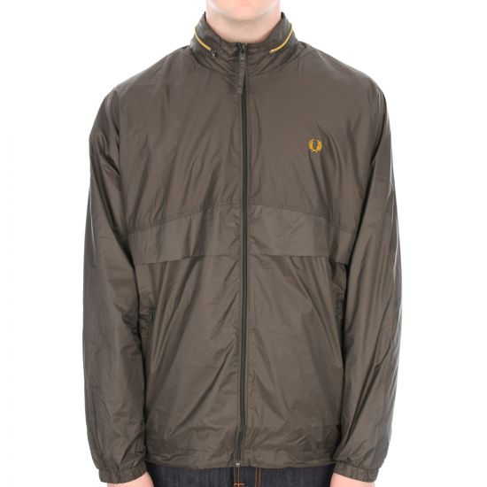Fred Perry Cagoule in Green