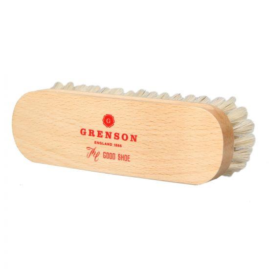 Grenson Horsehair Brush