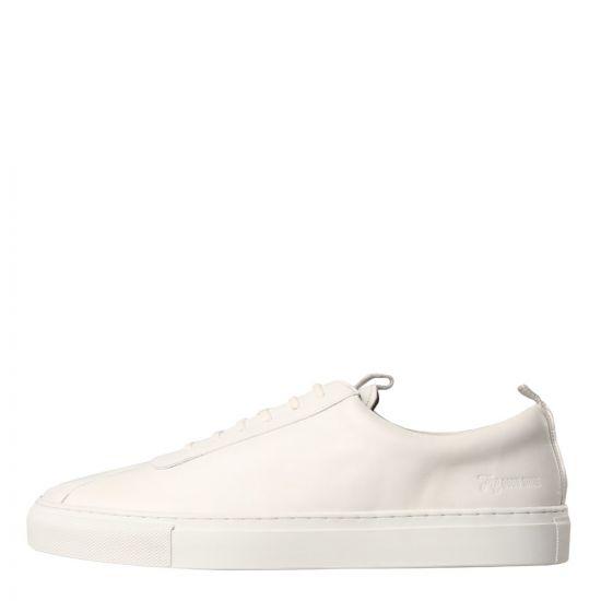 Grenson Sneaker 1 White 111442