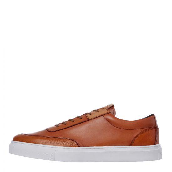 Grenson M.I.E. Sneakers 25 Years 112798 Tan
