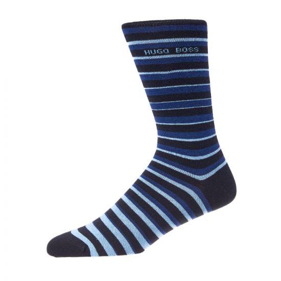 Boss Socks | 50406458 401 Navy