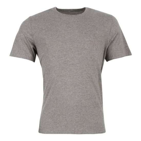 hugo boss t shirt in grey