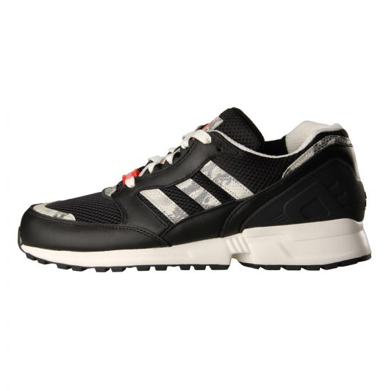 Adidas Black Equipment Cushion 91 Trainers