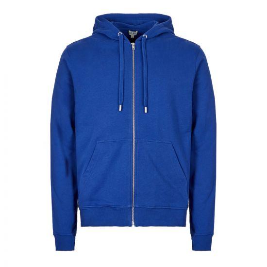 Kenzo Hoodie Zip   PF665BL7224MD 74 Blue