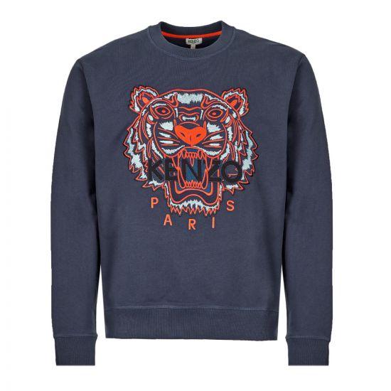 Tiger Sweatshirt – Ink