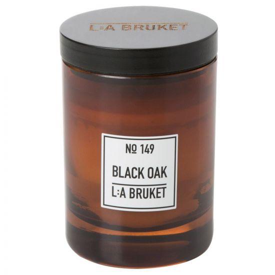 L:A Bruket Candle in No149 Black Oak 10572