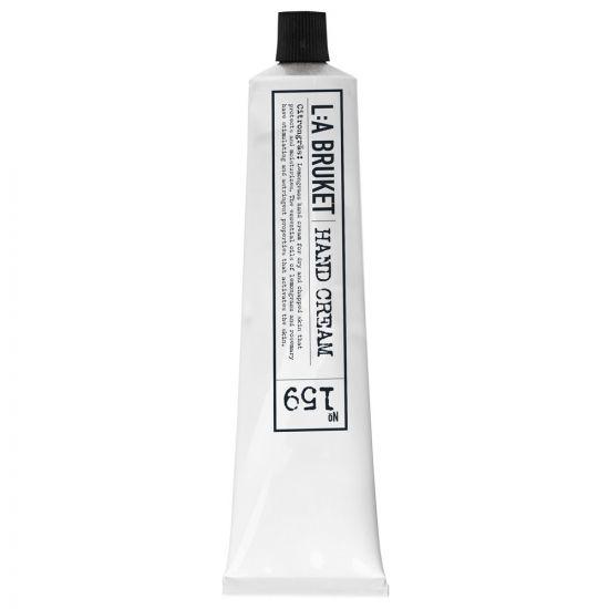 L:A Bruket Hand Cream in No159 Lemongrass 10641