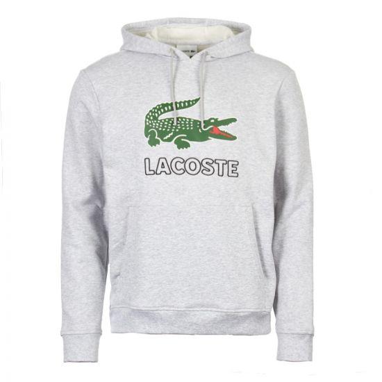 Lacoste Hoodie | SH6342 00 CCA Grey