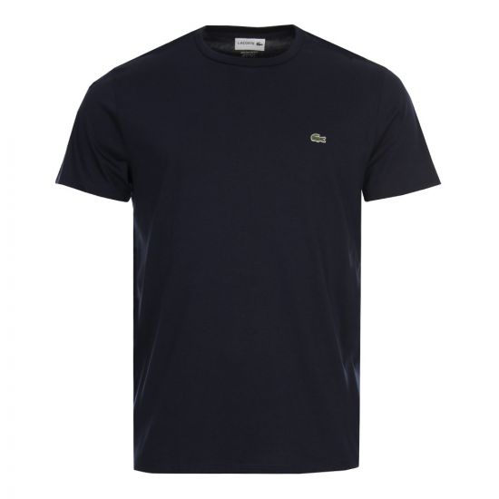 Lacoste T-Shirt | TH5275-00 166 Navy