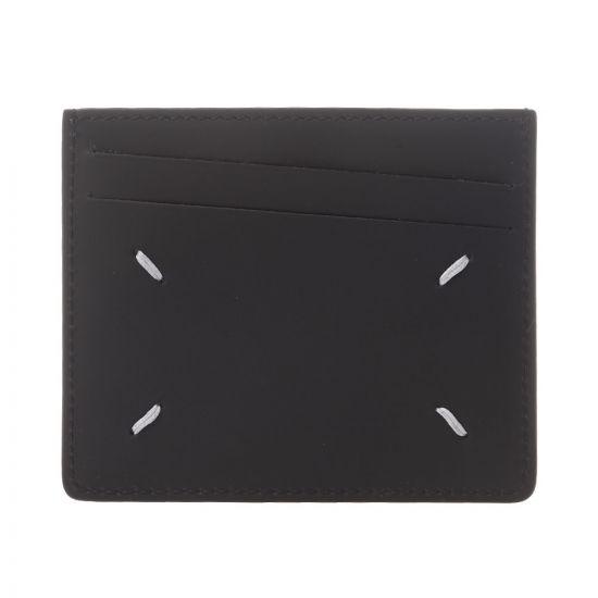 maison margiela card holder S35UI0432 PS935 T8013 black