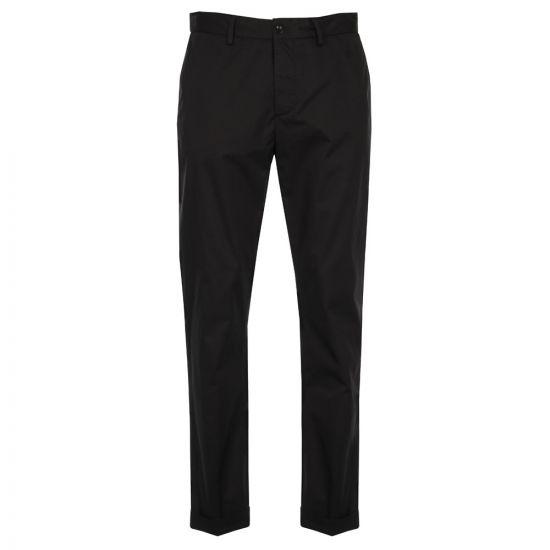 Maison Margiela Trousers S50KA0397 S48466 900 Black