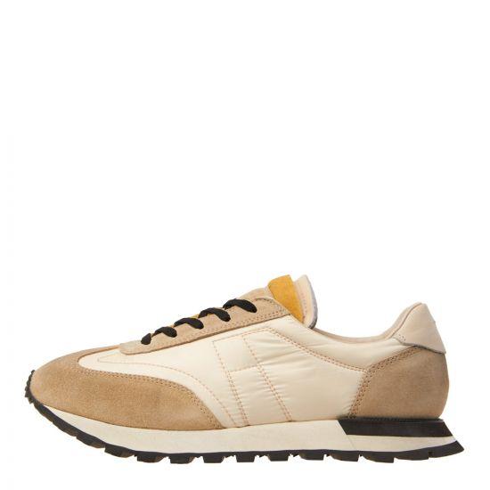 Maison Margiela Runner Low Sneakers S57WS0255 P0344 H2001 Beige
