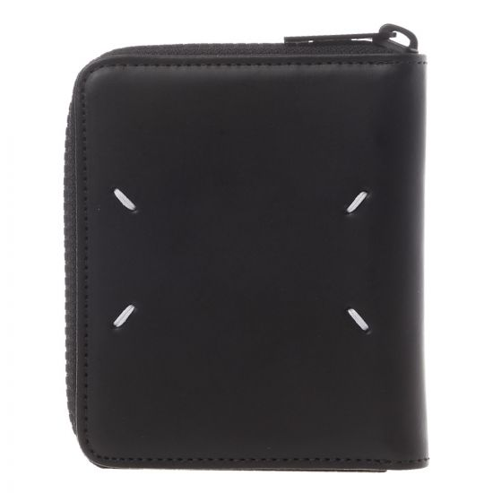 maison margiela wallet S55UI0197 PS935 T8013 black