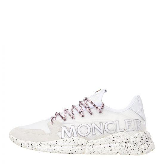 moncler anakin shoes 10359 00 01A8R 001 white