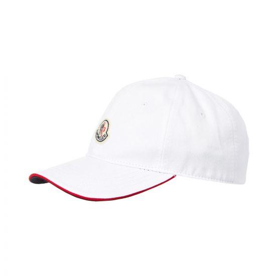 moncler cap 00212 00 02120 001 white