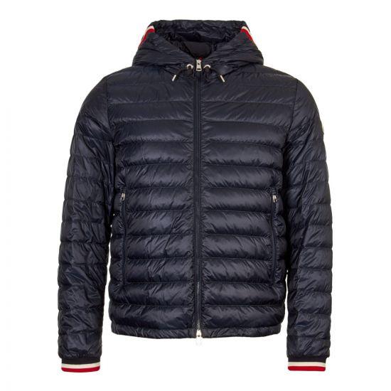 Moncler Giroux Jacket 40355 99 53279 776 Navy