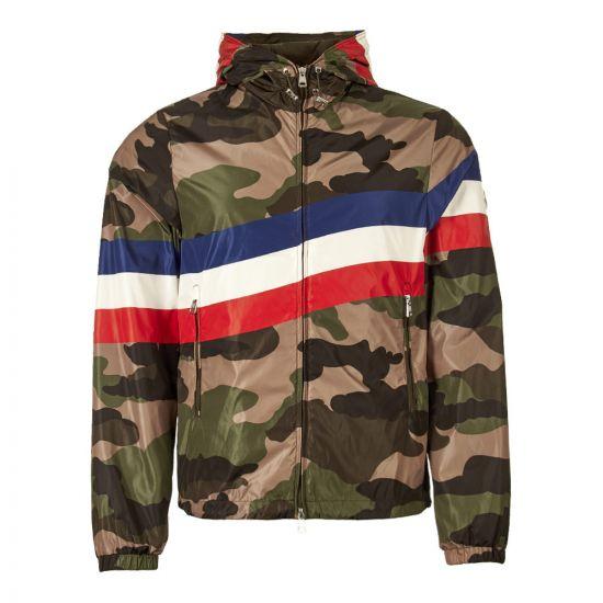 Jacket - Allain Camo