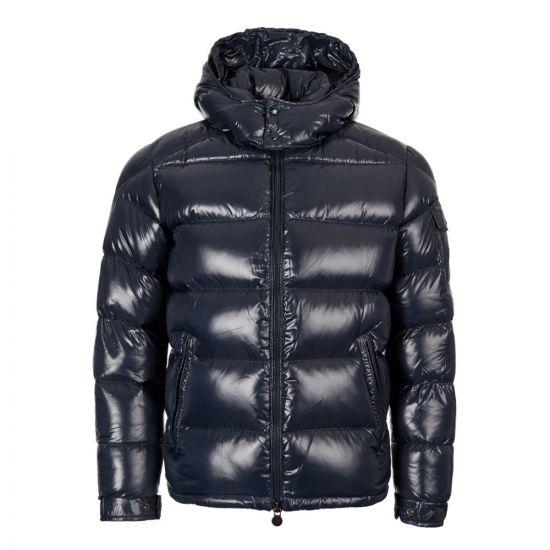 Moncler Maya Jacket   40366 05 68950 742 Navy