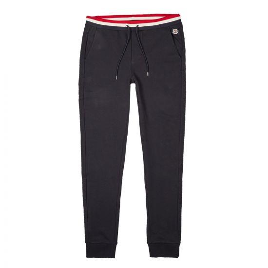 Moncler Sweatpants |  87045 00 V8007 778 Navy