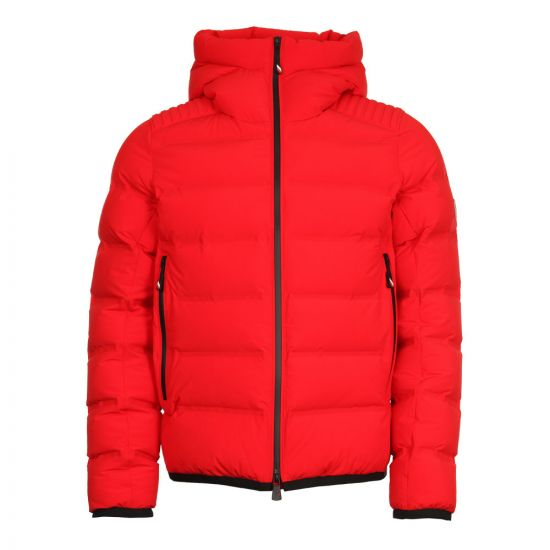 Moncler Grenoble Lagorai Jacket 41917 35 5399D 453 in Red