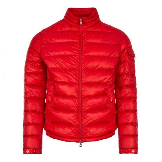 Moncler Lambot Jacket 40393 99 53279 448 Red