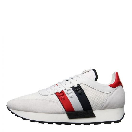 Moncler New Horace Trainers 10287 00 019K0 001 in White